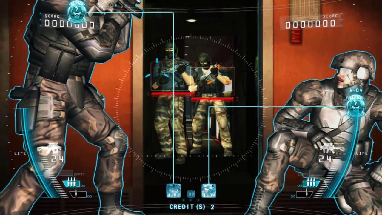 Operation G H O S T (PC Emulation) - Dual lightgun with Aimtrak and  DemulShooter