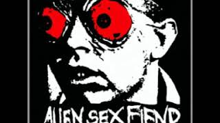 Watch Alien Sex Fiend Heehaw here Come The Bone People video
