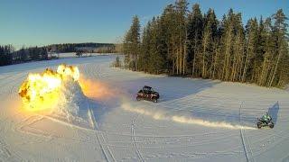 GoPro Ice Drift