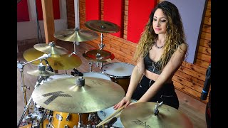 EUROPE | THE FINAL COUNTDOWN | DRUM COVER by CHIARA COTUGNO