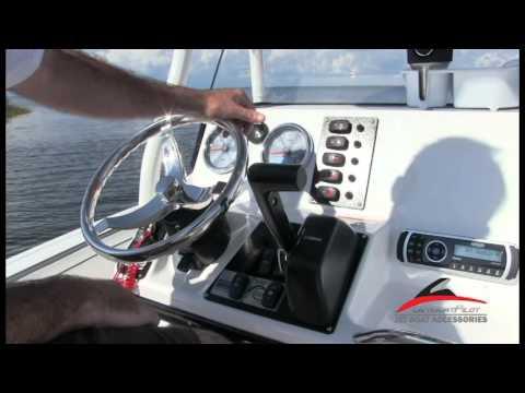 Yamaha Jet Boat Yamaha FSH Helm Features Explained