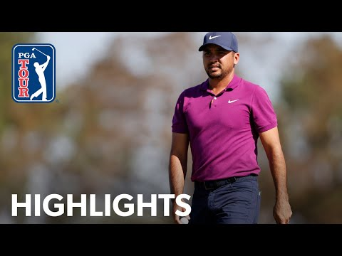 Jason Day shoots 3-under 67 | Round 3 | Vivint Houston Open 2020