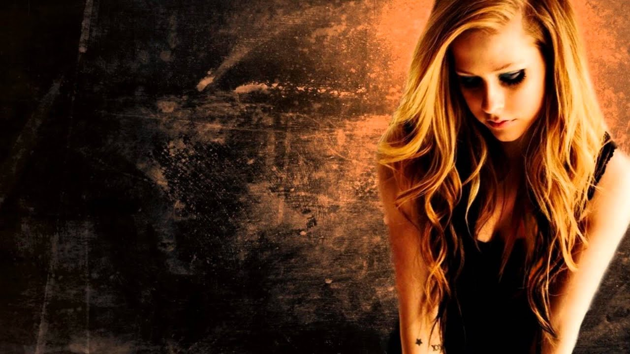 Bad Girl Lyrics - Avril Lavigne ft. Marilyn Manson - YouTube