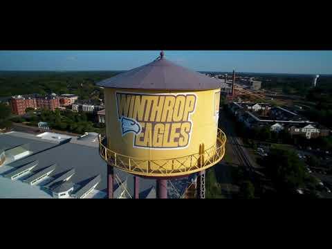 Winthrop University In Rock Hill, S.C.
