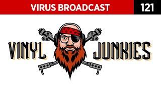 Virus Broadcast 121 | VJ Pirate Radio