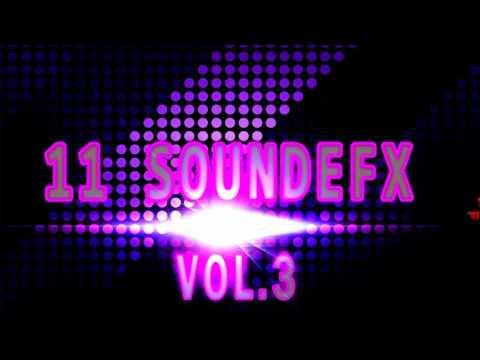 🔥2017 DJ SOUND EFX VOL.3 🔥