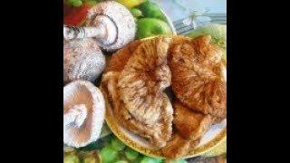 Как приготовить грибы Зонтики