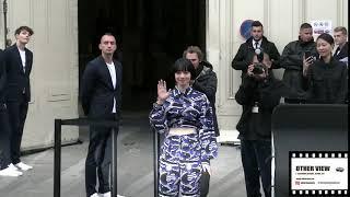 Nana Komatsu fashionshow Chanel ready to wear spring summer 2018-2019