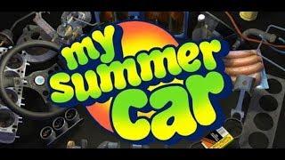 My Summer Car | Финская глубинка #10
