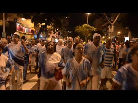 Vila Isabel 2018: ensaio técnico de rua para o Carnaval 2018