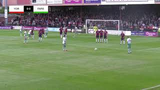 York City 0 Farsley Celtic 0