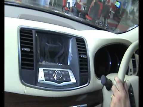 Apnagaadi reviews Nissan Teana