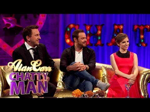Danny Dyer Can't Believe That Anna Kendrick Recognizes Him | Alan Carr Chatty Man