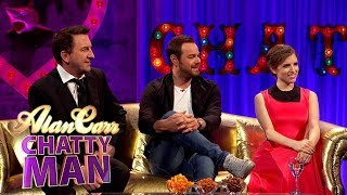 danny dyer cant believe that anna kendrick recognizes him alan carr chatty man