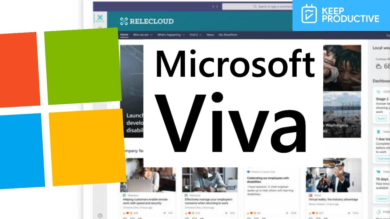 Introducing Microsoft Viva