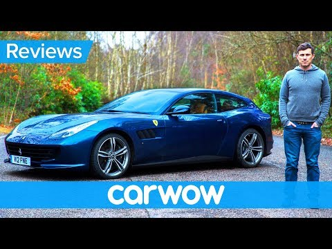 Ferrari GTC4 Lusso 2018 review – see why it's actually the best Ferrari!