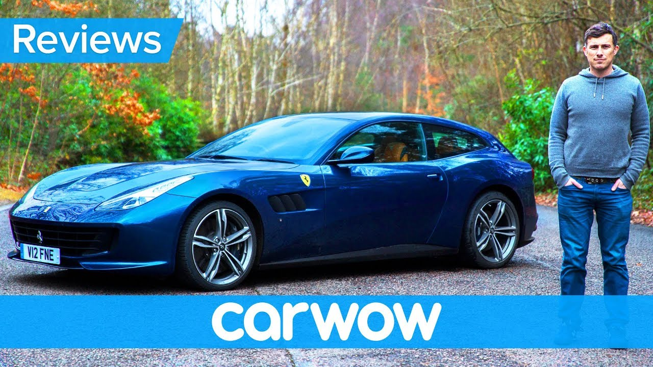 Ferrari GTC4Lusso 2018 review – see why it's actually the best Ferrari! - Dauer: 15 Minuten