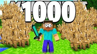 THE MOST HILARIOUS 1,000 COOKIE RABBIT PRANK IN MINECRAFT MODDED OVERPOWERED MONSTERS INDUSTRIES!