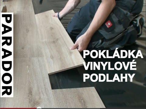 Jak Pokl 225 Dat Podlahy Vinylov 225 Podlaha Parador Na Hdf