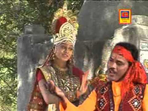 Aa Amar Gatha Che Kaliyabhil Ni by Gagan, Rekha | Chamunda Maa Gujarati Bhajans