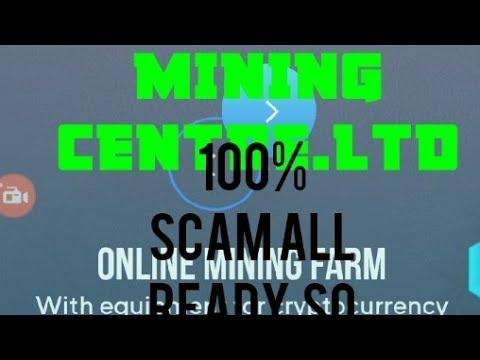 Mining centre Ltd 🤔🤔🤔🤔🤔🤔🤔🤔scam