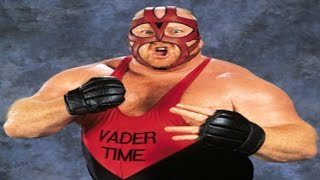 Vader Theme WWF