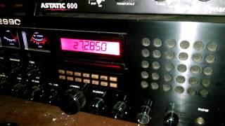 my homemade 2 watt dummy cb load