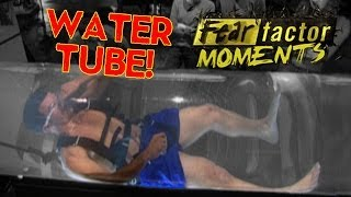 Fear Factor Moments | Water Tube