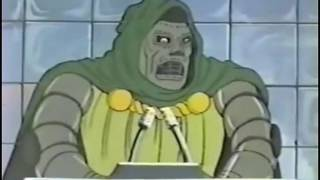 Doctor Doom Speaks to the United Nations Video