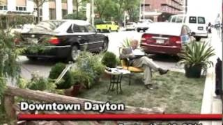 PARK(ing) Day in Dayton