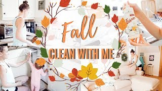 FALL CLEAN WITH ME 2019 | EXTREME CLEANING MOTIVATION