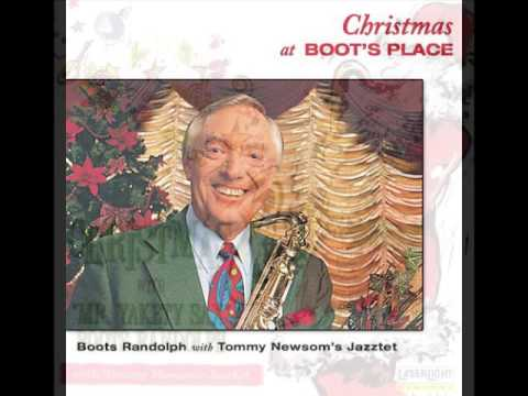 Boots Randolph - O Christmas Tree / What Child Is This
