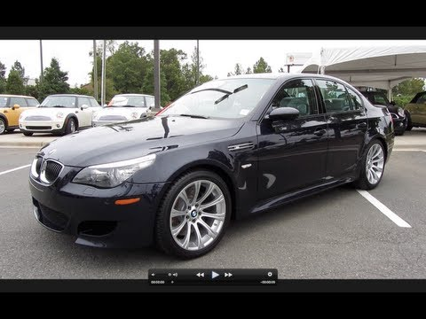 Bmw M5 0 60 >> 2008 Bmw M5 In Depth Review Zero To 60 Times