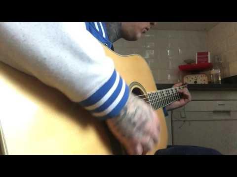 Blackberry blossom guitar bluegrass