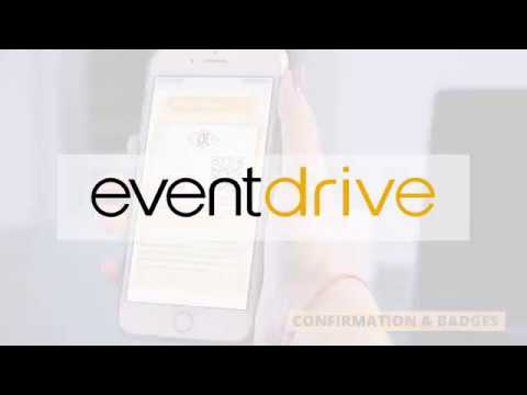 Manage your events with Eventdrive