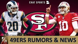 SF 49ers Rumors: Jimmy Garoppolo The Next Bachelor? + Jalen Ramsey Leaving The NFC West Soon?