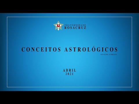 Conceitos Astrológicos Fundamentais (Abril de 2021) - Fraternidade Rosacruz