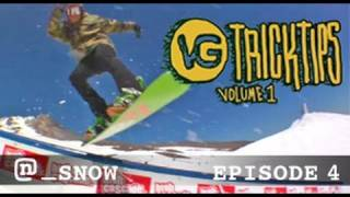 Snowboard Trick Tips: Ollies With Jed Anderson