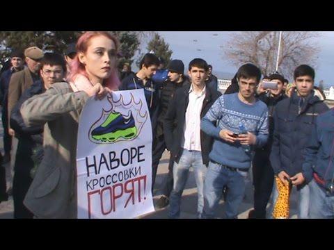 Махачкала: акция Навального Он вам не Димон