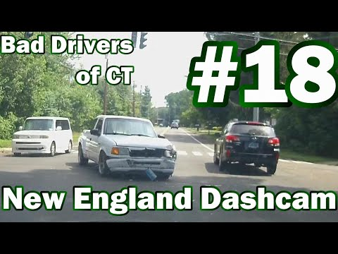Bad Drivers Of Connecticut And Massachusetts #18
