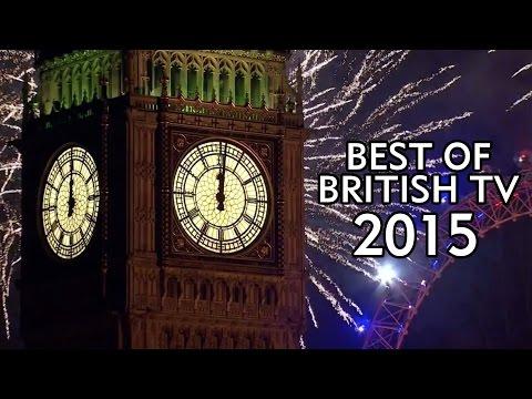 Best of 2015 British TV