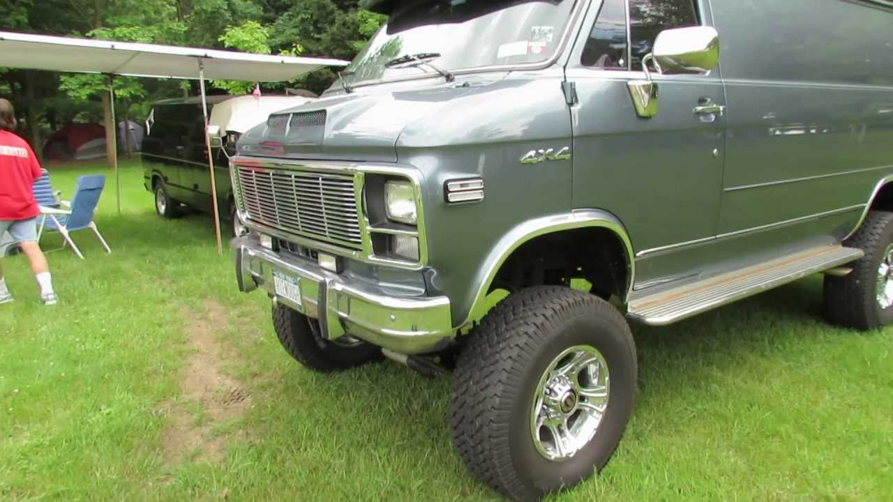 All Chevy 1978 chevy van for sale : 1978 Chevy 4X4 Van - YouTube