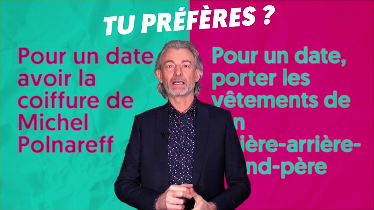 Tu préfères ? Spécial Saint-Valentin avec Gilles Verdez (exclu vidéo)