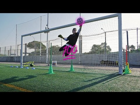 the BEST specific GOALKEEPER TRAINING