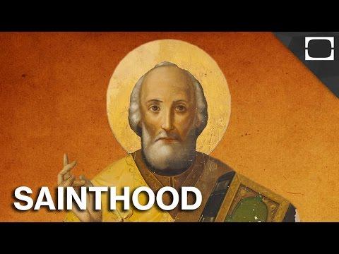 How Do You Become A Saint?
