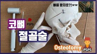 [코수술] 코뼈절골은 왜하는 걸까? (by 성형외과 전…