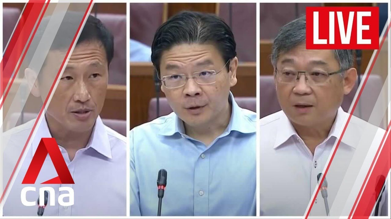 Download Live from Parliament: Singapore ministerial statements on COVID-19 clusters and restrictions