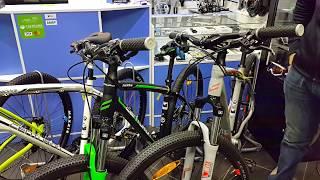 Обзор моделей горных велосипедов CENTURION серии BACKFIRE