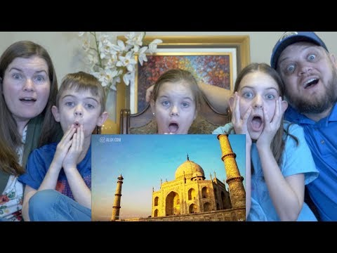 15 Things you didn't know about India - American Reaction!