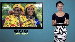 Adeola's Show 3 (Mugabe Finally Steps Down: A Look At His 37-Year Rule; Ghana's Health System)